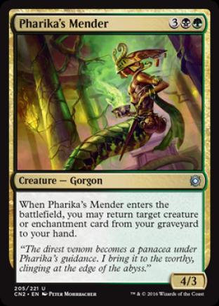 Pharika's Mender