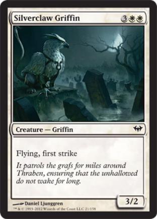 Silverclaw Griffin