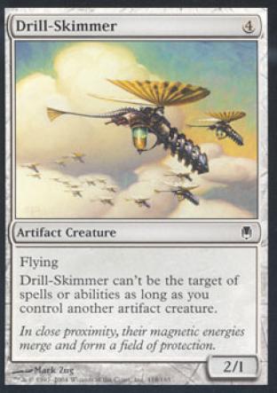 Drill-Skimmer