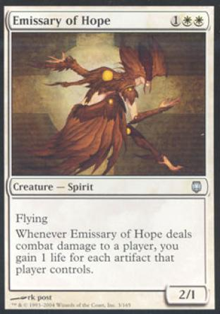 Emissary of Hope
