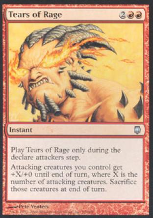 Tears of Rage
