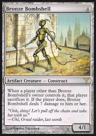 Bronze Bombshell