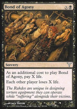 Bond of Agony