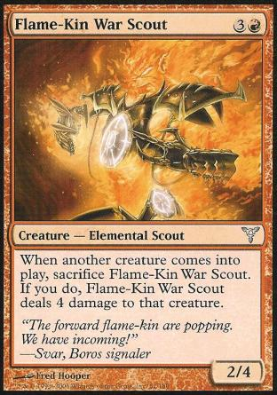 Flame-Kin War Scout