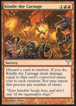 Kindle the Carnage