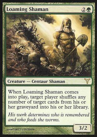 Loaming Shaman