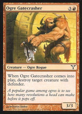 Ogre Gatecrasher