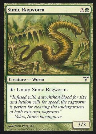 Simic Ragworm
