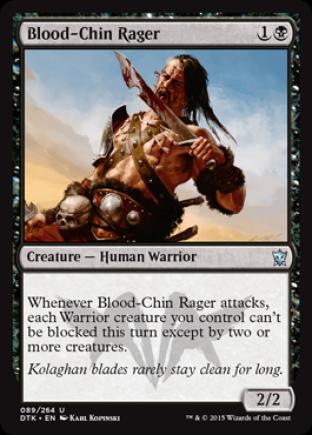 Blood-Chin Rager