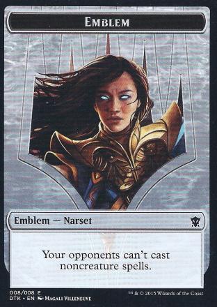 Emblem - Narset