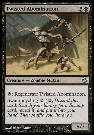 Twisted Abomination
