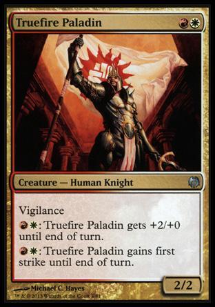 Truefire Paladin