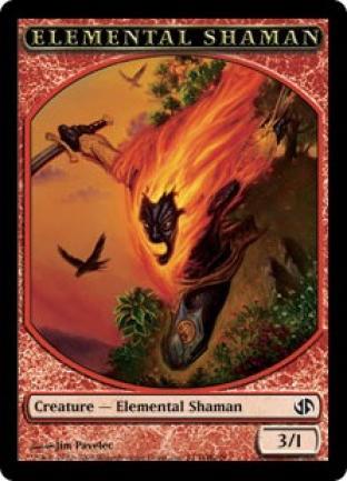 Elemental Shaman (Token)
