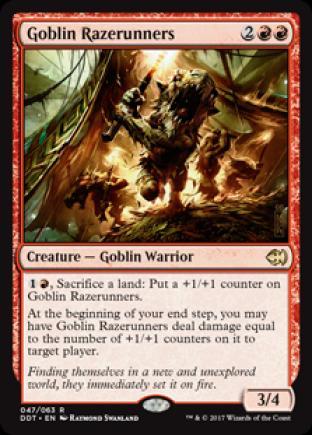 Goblin Razerunners