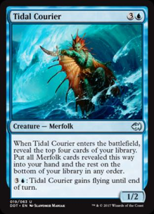 Tidal Courier