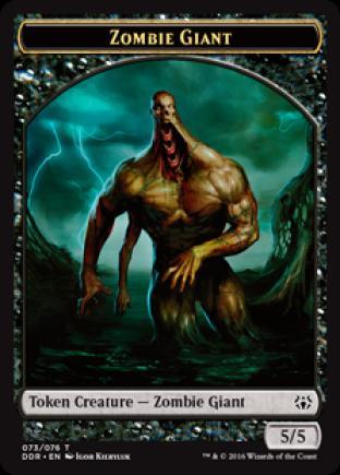Zombie Giant