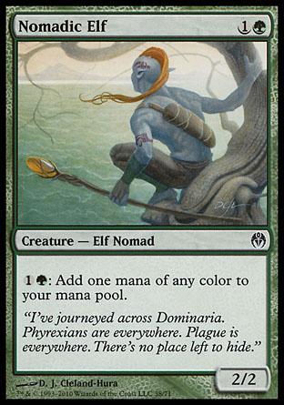 Nomadic Elf
