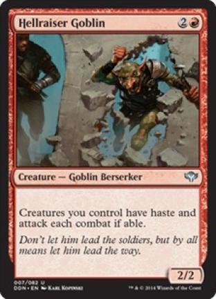 Hellraiser Goblin
