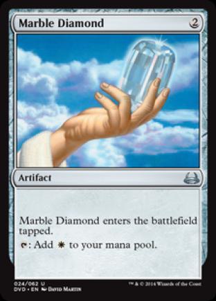 Marble Diamond