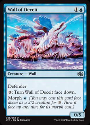 Wall of Deceit