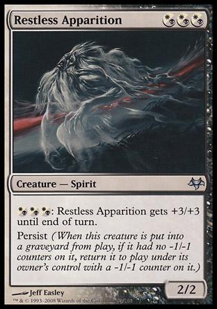Restless Apparition