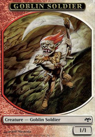 Goblin Soldier (Token)