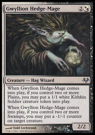 Gwyllion Hedge-Mage