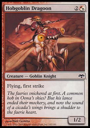Hobgoblin Dragoon
