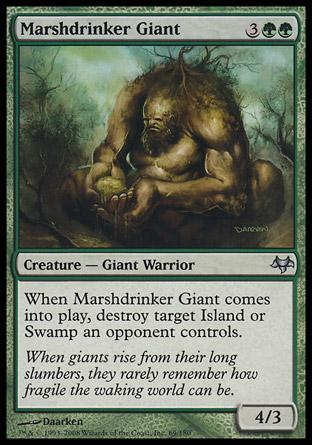 Marshdrinker Giant