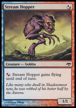 Stream Hopper