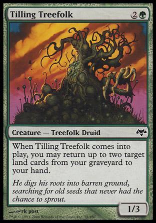 Tilling Treefolk