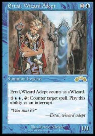 Ertai, Wizard Adept