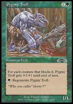 Pygmy Troll
