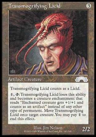 Transmogrifying Licid