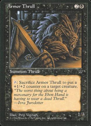 Armor Thrull (4)