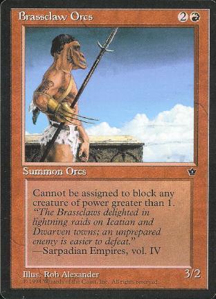 Brassclaw Orcs (1)