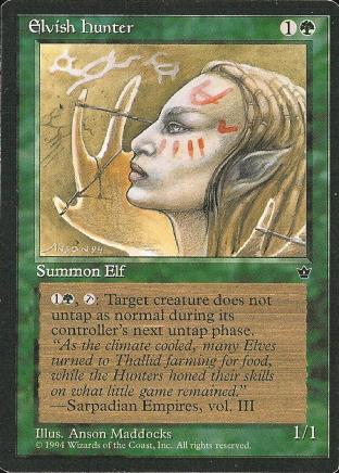 Elvish Hunter (1)