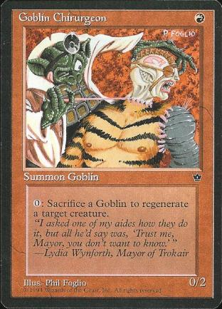 Goblin Chirurgeon (1)