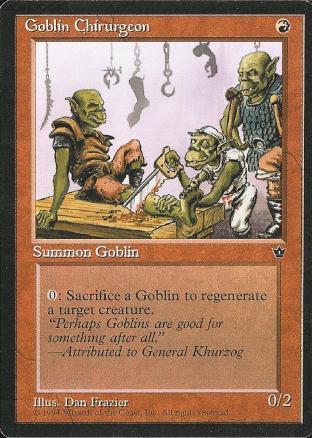 Goblin Chirurgeon (2)
