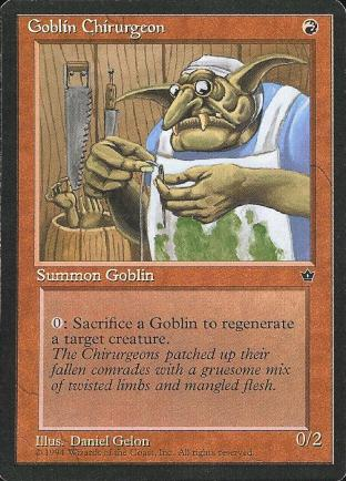 Goblin Chirurgeon (3)