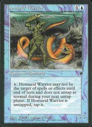 Homarid Warrior (1)