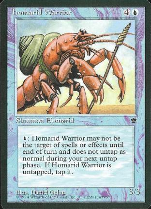 Homarid Warrior (2)