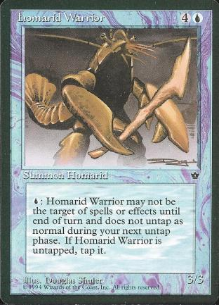 Homarid Warrior (3)