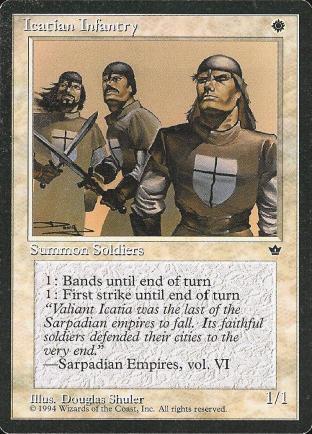 Icatian Infantry (3)