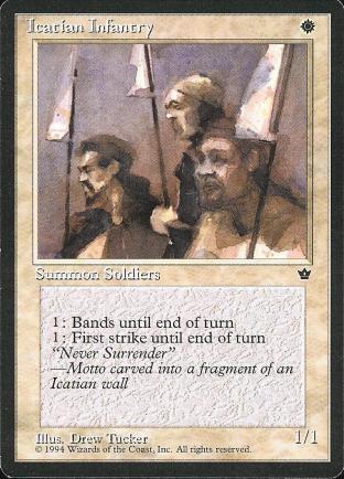 Icatian Infantry (4)