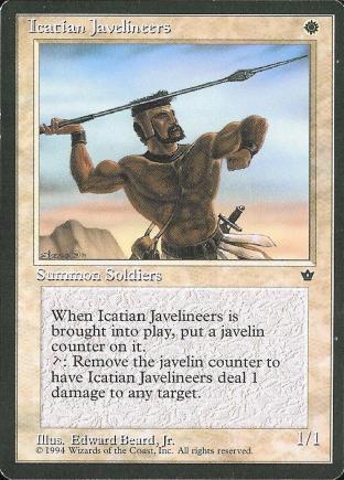 Icatian Javelineers (1)