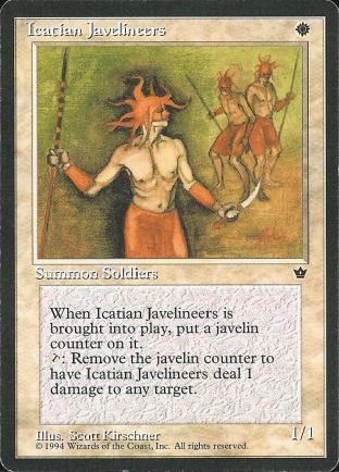 Icatian Javelineers (3)