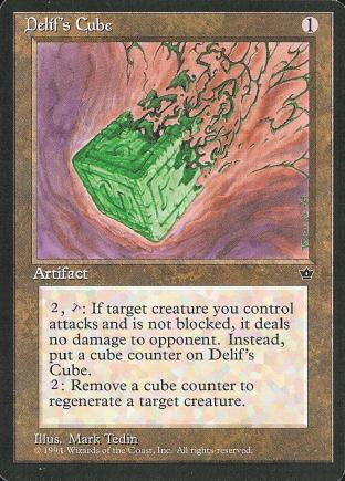 Delif's Cube