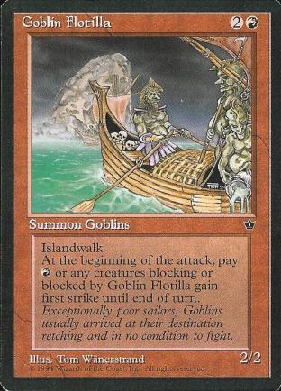 Goblin Flotilla