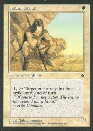 Icatian Scout (1)
